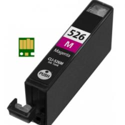 Canon CLI-526 Magenta met chip (huismerk)