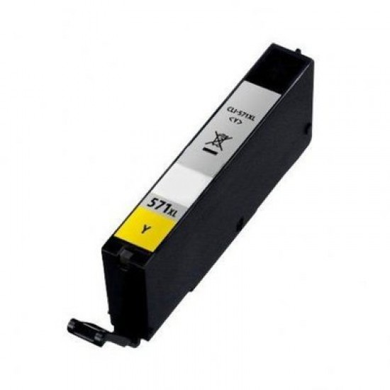 Canon CLI-571 XL yellow (huismerk)