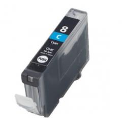 Canon CLI-8 Cyaan met chip (huismerk)