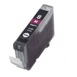 Eetbare inkt Canon CLI-8 Magenta met chip (huismerk)