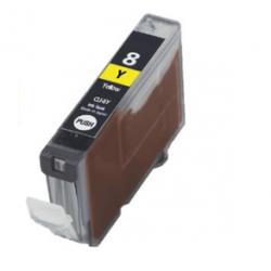 Eetbare inkt Canon CLI-8 Yellow  (huismerk)