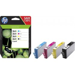HP 364XL (Multi-4Pack) cartridges (origineel)