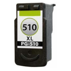 Canon PG-510 XL Zwart cartridge (huismerk)