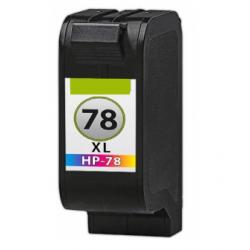 HP 78 kleuren inktcartridge (huismerk)