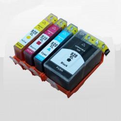 HP 920 XL cartridges (Multi-4  Pack) (huismerk)