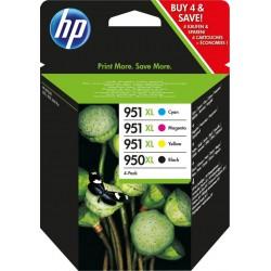 HP 950XL + HP 951XL (Multi-4Pack) cartridges (origineel)