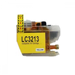Brother LC-3213/3211  Yellow (huismerk)
