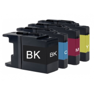 Brother LC-1280 XL  (4-Pack) (huismerk)
