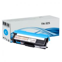 Brother TN 325 toner blauw (huismerk)