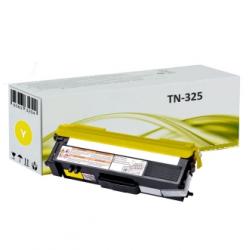 Brother TN 325 toner geel (huismerk)