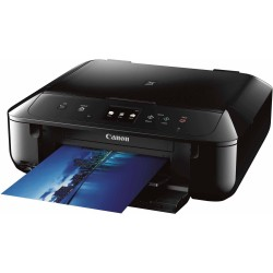 Canon MG 5750 Printer met set XL Cartridges erbij