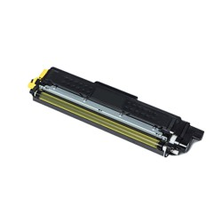 Brother TN 247 yellow toner (huismerk)