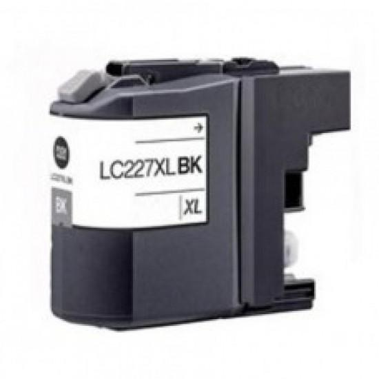 Brother LC-227XL Zwart (huismerk)