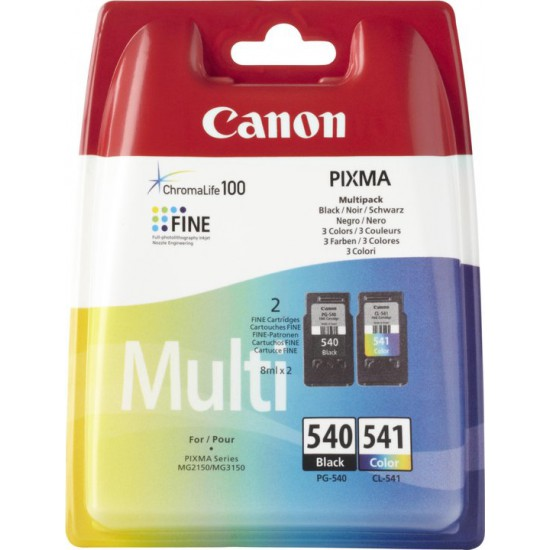 Canon PG-540 & CL-541 cartridge set (origineel)