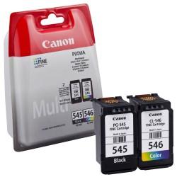 Canon PG-545 & CL-546 cartridge set (origineel)