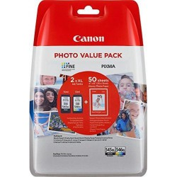 Canon PG-545 XL & CL-546 XL cartridge set (origineel)