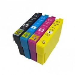 Epson 502XL 4-pack set (huismerk)