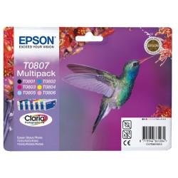 Epson 807 (Multi-6Pack) cartridge (origineel)