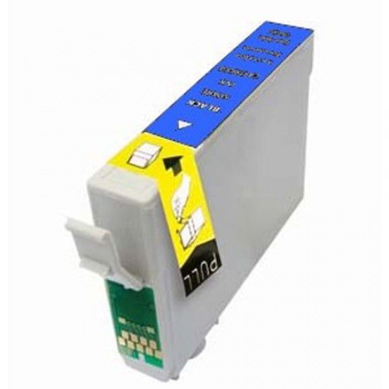 Epson 1632 XL Cyaan cartridge (huismerk)