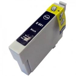 Epson 801 Black cartridge  (huismerk)