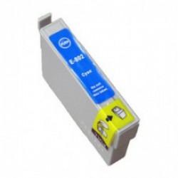 Epson 802 Cyaan cartridge (huismerk)