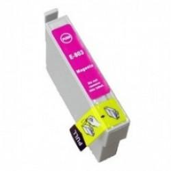 Epson 803 Magenta cartridge (huismerk)