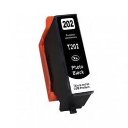 Epson 202XL Photoblack (huismerk)