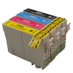 Epson 2996 XL Multi-4 Pack cartridges (huismerk)
