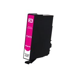 Epson 34XL Magenta - T3473XL huismerk cartridge