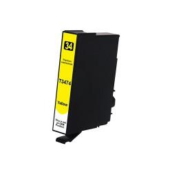 Epson 34XL Geel - T3474XL huismerk cartridge
