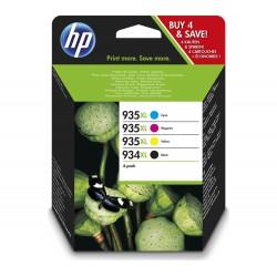 HP 934XL + 935XL Multipack origineel