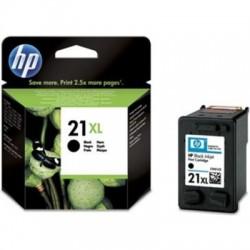 hp 21 xl zwart inktcartridge (origineel)