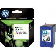 HP 22XL Kleur cartridge (origineel)