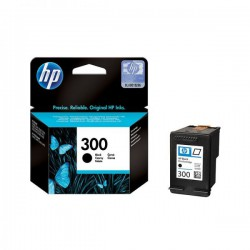 HP 300  Zwart inktcartridge (origineel)