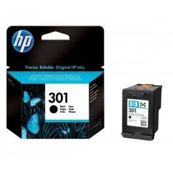 HP 301 Zwart cartridge (origineel)