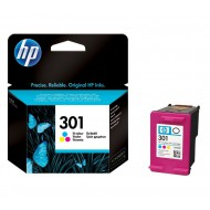 HP 301 Kleur inktcartridge (origineel)