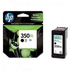 HP 350 XL Zwart  cartridge (origineel)