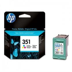 HP 351 Kleur cartridge (origineel)