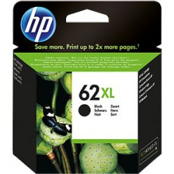HP 62 XL Zwart cartridge (origineel)