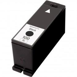 Lexmark 100XL zwart cartridge (huismerk)