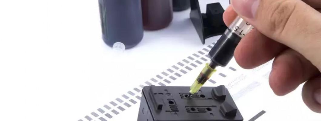 Cartridges Bijvullen
