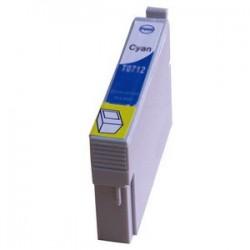 Epson 712 Cyaan cartridge (huismerk)