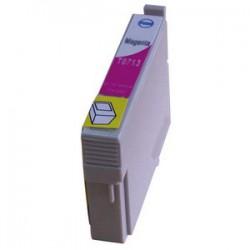 Epson 713 Magenta cartridge (huismerk)