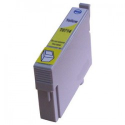 Epson 714 Yellow cartridge (huismerk)